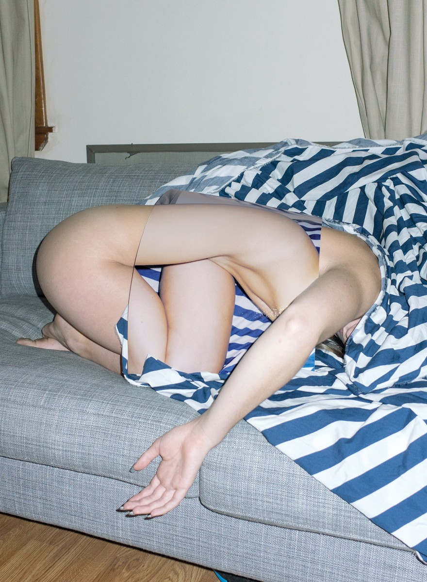 These Contorted Photos Will Make You Feel Weird About Having a Body