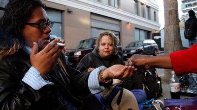 How San Francisco's Homeless Plan to Vote in 2016