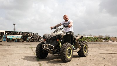 This ATV-Riding Immigrant Hunter Is the New Face of Europe's Far Right
