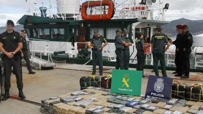 Os portos e os métodos que garantem a entrada da cocaína na Europa