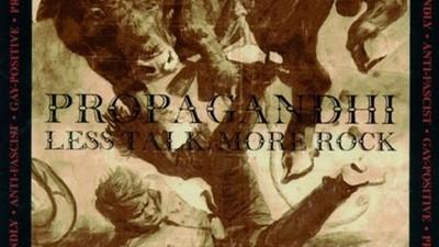 Hace 20 años que Propaghandi se enfrentaron a la escena punk