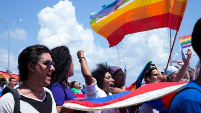 'Socialism Yes, Homophobia No!': A Day at Cuba's LGBTQ Rights March