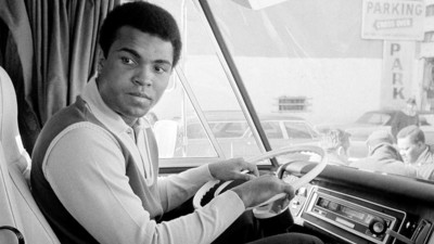 The Time I Hitched a Ride with Muhammad Ali