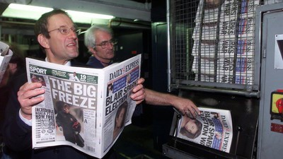 Why Is the British Press So Overwhelmingly Pro-Brexit?