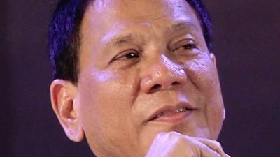 Der neue philippinische Präsident verspricht Medaillen für das Erschießen von Dealern