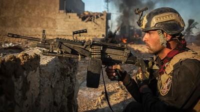 Mit der Goldenen Division gegen den Islamischen Staat: Der Weg nach Falludscha