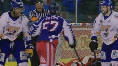 Quebec's Notoriously Fight-Happy Hockey League Tries to Evolve