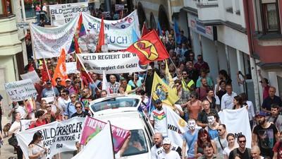 Die Bilderberg-Konferenz bringt die Elite der Politverwirrten nach Dresden