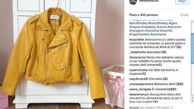 Blestemul jachetei galbene de la Zara