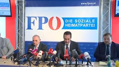 Die FPÖ ficht tatsächlich das Ergebnis der Präsidentschaftswahl an