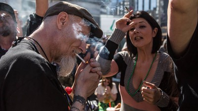 ​Heavy Pot Smokers' Brains Rewired to Prefer Weed to Other Good Things, Science Suggests
