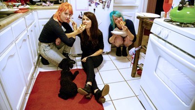 Lose Myself Again: A Night in with Bleached