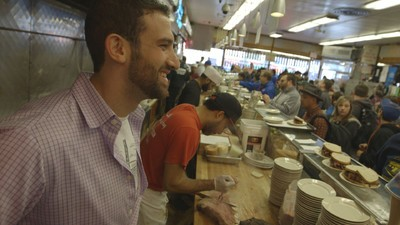 Meet the 29-Year-Old Running New York City's Katz's Deli