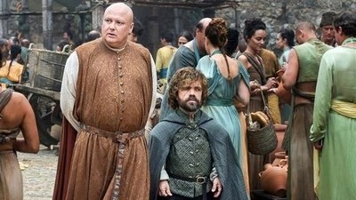 What the Hell Is Going on in These 'Game of Thrones' Photos?