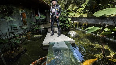 The Mysterious James Goldstein: Style Icon, NBA Super Fan, and 'Asshole' Landlord?