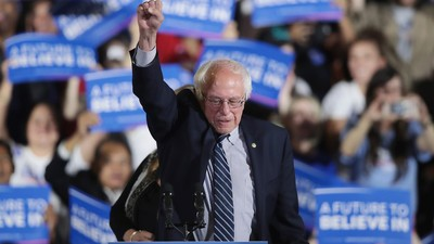 What Does Bernie Sanders Want Now?