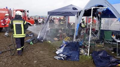 Besucher vom Rock am Ring erzählen, wie sie das Festival-Desaster erlebt haben