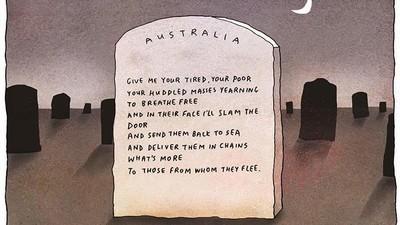 Das sagen unsere australischen Kollegen zu Sebastian Kurz' Lob an ihrer Flüchtlingspolitik