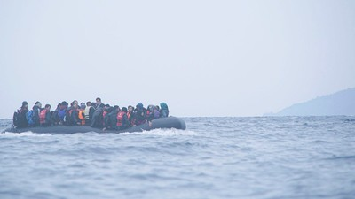 """Wir haben Facebook-Nutzer gefragt, warum sie Meldungen über tote Flüchtlinge mit """"Haha"""" markieren"""
