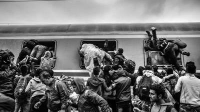 Manu Brabo: así se juega la vida un fotoreportero ganador del Pulitzer