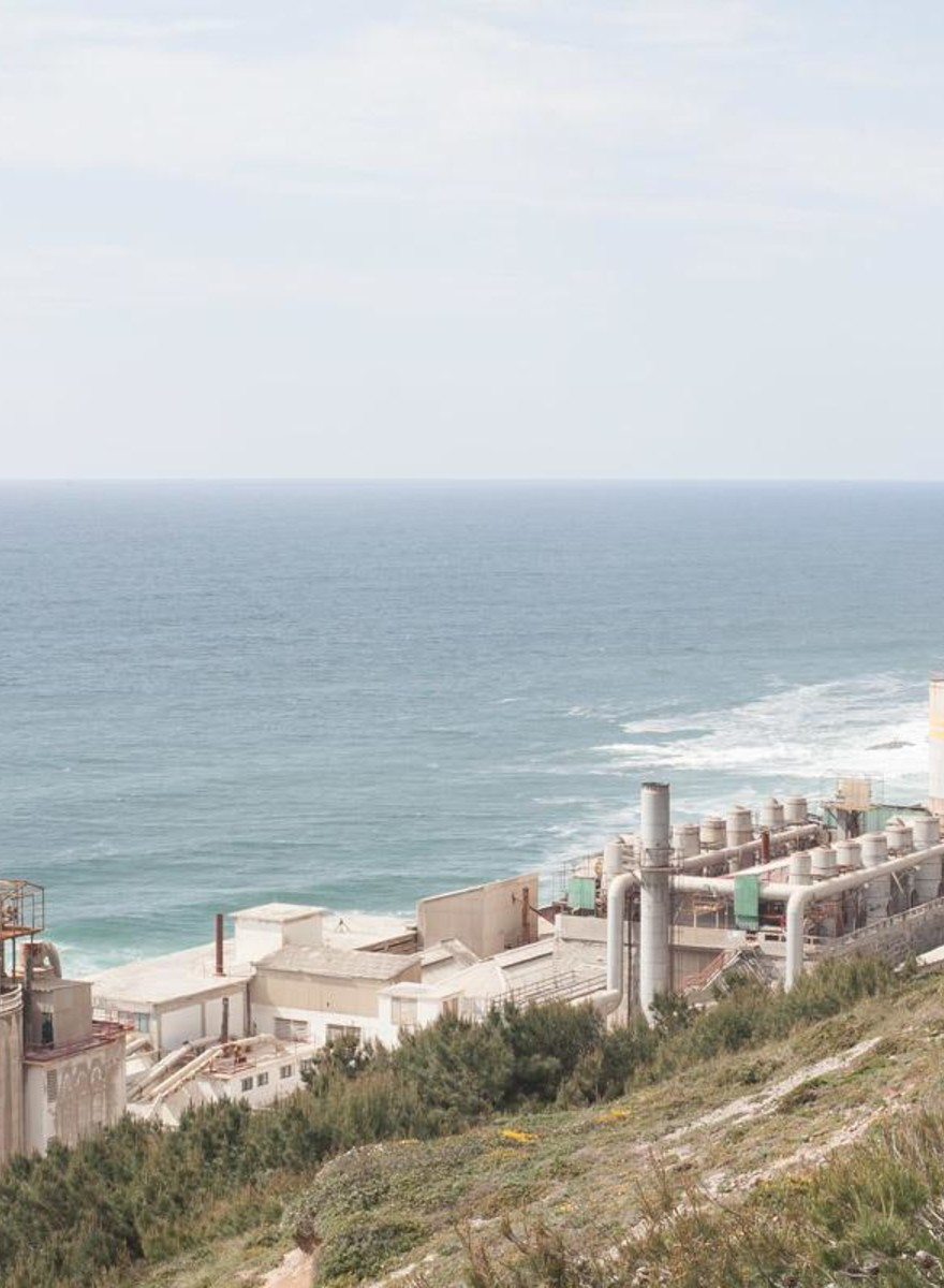 The Uglier Side of Portugal's Dreamy Beaches