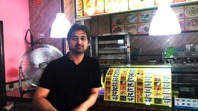 Ayunar durante el Ramadán y trabajar en un restaurante es jodido