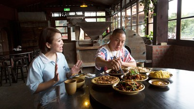 Eddie Huang Dives into Taipei's Culinary Delights Tonight on VICELAND