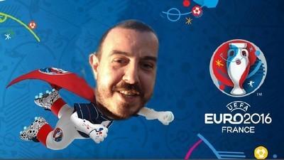 Alex Tocilescu transmite live de la Euro2016