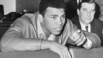 Muhammad Ali Redefined Black Masculinity in America