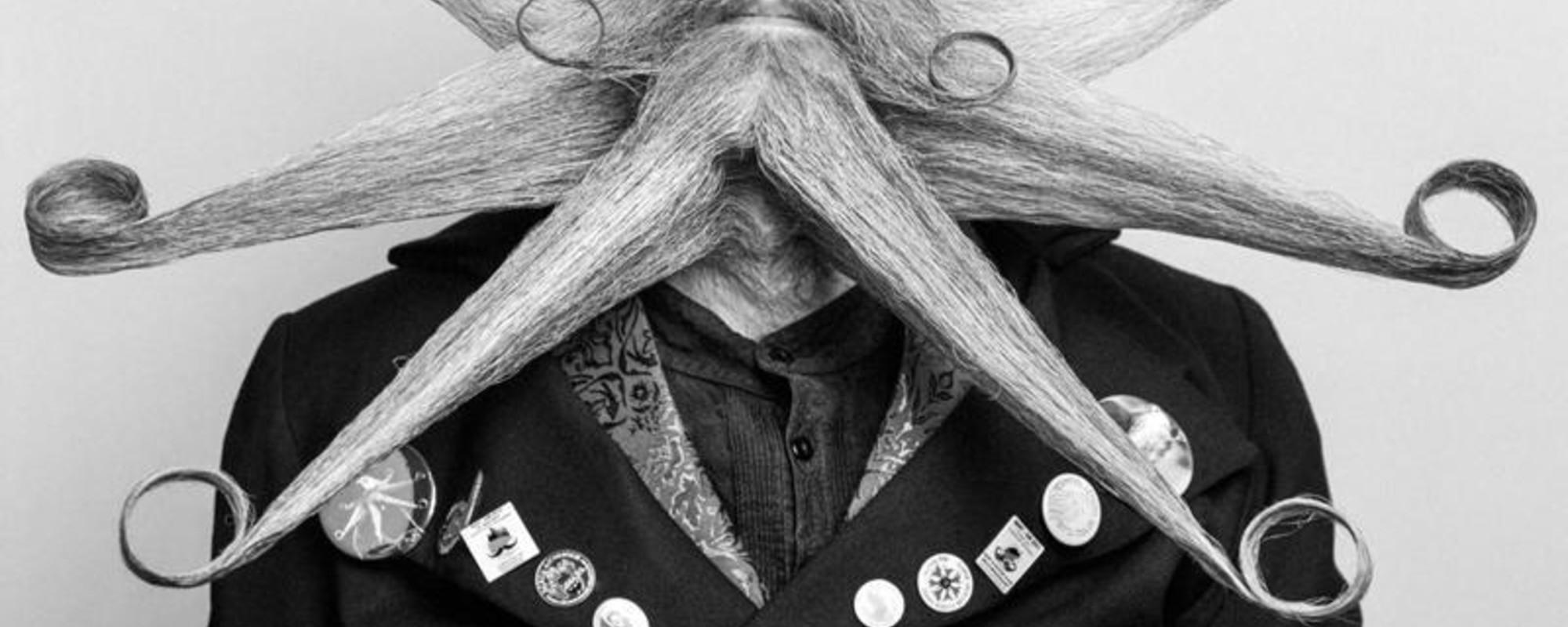 Billeder fra verdensmesterskaberne i skæg