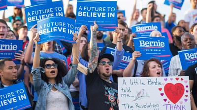How Bernie Superfans Are Reacting to Obama's Endorsement of Hillary Clinton