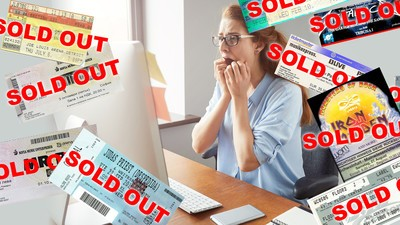 How New Scalping Technology Is Keeping You Out of Concerts