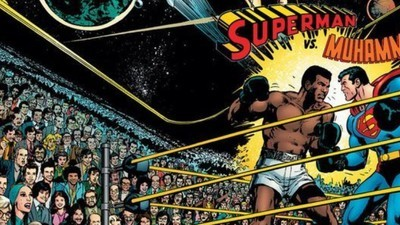 The Art of the Champ: Artists Talk About Visually Representing Ali