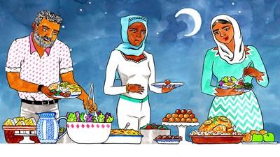 Having an Eating Disorder During Ramadan