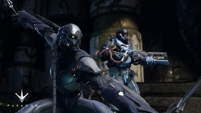 From Gears of War to Ganking the Enemy: How Epic is Taking on MOBAs with 'Paragon'