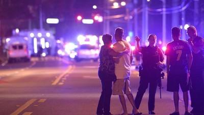 Noche de terror en Orlando, Florida