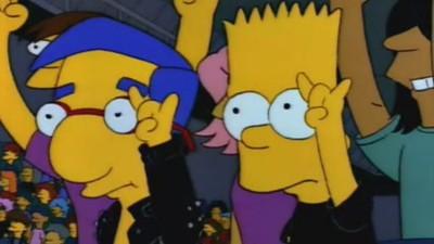 Los mejores momentos musicales de 'Los Simpsons'