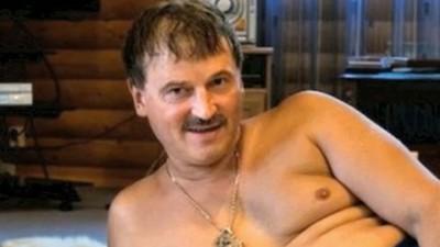 Retrato de un oligarca ruso