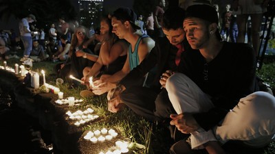 Orlando Reminds Us LGBT People Are Still Targets
