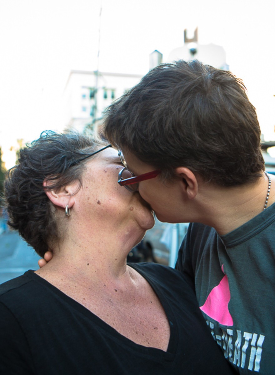 Photos of Love and Hope from the Stonewall Vigil for Orlando Victims