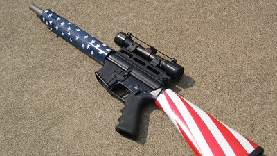 America Is Stuck with Assault Weapons
