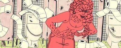 Ce que ça fait de vivre avec le syndrome de l'intestin irritable