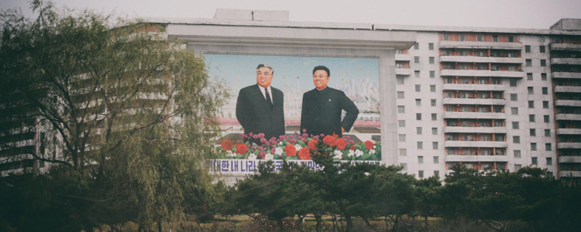 """""""Das war ein ziemlicher Brainfuck"""" – Ein Schweizer erzählt von seiner Nordkorea-Reise"""