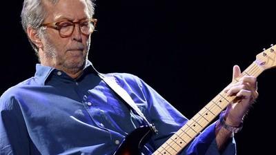 Eric Clapton podría dejar los escenarios definitivamente