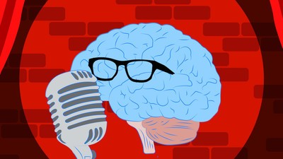 How Stand-Up Comedy Puts My Bipolar Brain at Ease