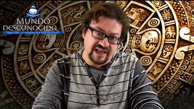 Conspiraciones made in Spain: JL de 'Mundo Desconocido'