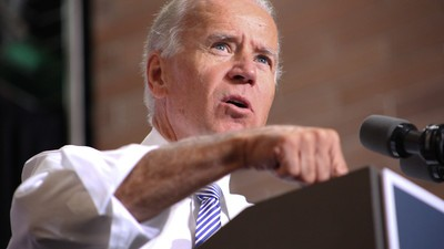 Joe Biden Said Guys Who Ignore Misogyny Are 'Accomplices' to Sexual Assault