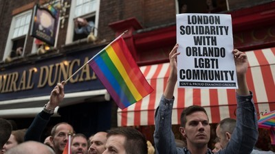 London's LGBTQ Community Reacts to the Orlando Shooting