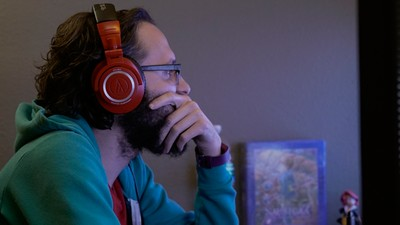 How Alx Preston Created 'Hyper Light Drifter' While Managing a Heart Condition