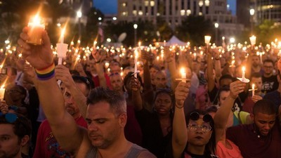 How Orlando Mourned Victims of the Pulse Massacre Last Night